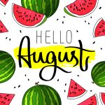 Heartland's August 2021 Calendar